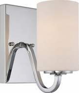 Nuvo 60-5801 Willow Polished Nickel Light Sconce