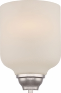 Nuvo 62-381 Kirk Polished Nickel LED Wall Lighting Sconce