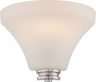 Nuvo 62-421 Cody Polished Nickel LED Wall Lamp