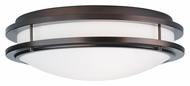 Philips F245770U Cambridge Contemporary Merlot Bronze Finish 6  Tall Ceiling Lighting Fixture