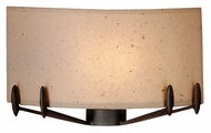 Philips F51449NV Urban Oasis Bronze Luster Finish 12  Wide Wall Lighting
