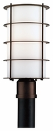 Philips F849468NV Hollywood Hills Modern Deep Bronze Finish 8  Wide Exterior Post Lighting