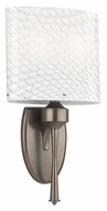 Philips FM0008715 Tatem Oiled Bronze Finish 8.75  Wide Wall Light Fixture