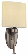 Philips FM0009715 Tatem Oiled Bronze Finish 16.5  Tall Lighting Wall Sconce
