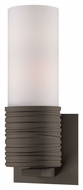 Philips FY0001811 Phoenix Contemporary Bronze Finish 15  Tall Outdoor Lighting Wall Sconce