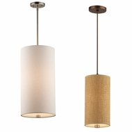 Philips Taylor Contemporary 12  Tall Mini Pendant Light Fixture