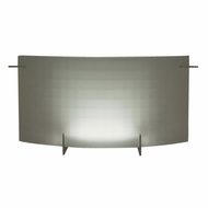 PLC 12136-PC Contempo Contemporary Polished Chrome 34  Bath Wall Sconce