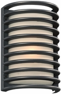 PLC 2038BZLED Sunset Contemporary Bronze LED Outdoor Wall Sconce