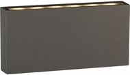 PLC 2130BZ Parker Modern Bronze LED Exterior Step Light