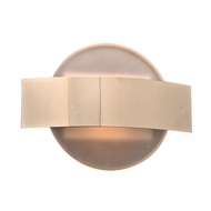PLC 36670PC Darius Contemporary Polished Chrome Lighting Sconce