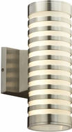 PLC 4067BA Decker Modern Bronze Aluminium LED Outdoor Lighting Wall Sconce