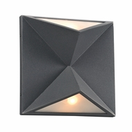 PLC 7548BZ Chyna Modern Bronze Wall Light Sconce