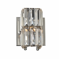 PLC 90002PC Marquee Polished Chrome Wall Lamp