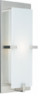 PLC 909SNLED polipo Modern Satin Nickel LED Wall Sconce Lighting