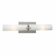 PLC 918-SN Polipo Modern Satin Nickel Vanity Lighting
