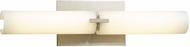 PLC 918SNLED polipo Modern Satin Nickel LED Bath Light Fixture
