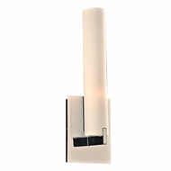 PLC 932PC Polipo Modern Polished Chrome Sconce Lighting