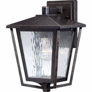 Quoizel ALF8408IB Alfresco Traditional Imperial Bronze Finish 12  Tall Exterior Wall Lighting