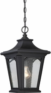 Quoizel BFD1910KFL Bedford Mystic Black Fluorescent Exterior Pendant Lamp