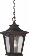 Quoizel BFD1910PN Bedford Palladian Bronze Outdoor Hanging Lamp