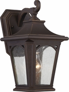 Quoizel BFD8407PN Bedford Palladian Bronze Outdoor Wall Lighting