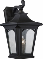 Quoizel BFD8410KFL Bedford Mystic Black Fluorescent Exterior Lighting Wall Sconce
