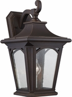 Quoizel BFD8410PNFL Bedford Palladian Bronze Fluorescent Exterior Wall Sconce Lighting