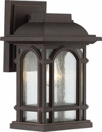 Quoizel CAT8407PN Cathedral Palladian Bronze Exterior 7.5  Wall Sconce Lighting