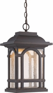 Quoizel CATL1911PN Cathedral LED Palladian Bronze LED Exterior Drop Lighting