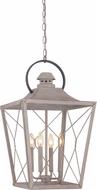 Quoizel CBN5204LT Cabin Country Latte Pendant Lighting Fixture