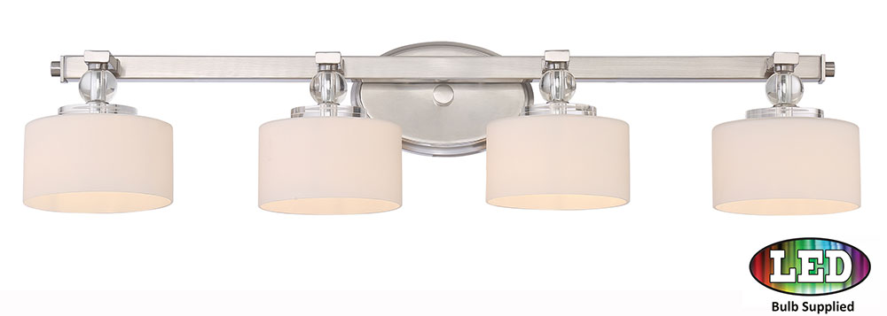 Amazing  Gia Contemporary LED Bathroom Lighting Fixture  TCH700BCGIAR