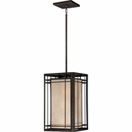 Quoizel HC5203IB Hillcrest Imperial Bronze Finish 14  Wide Exterior Drop Ceiling Lighting