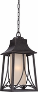 Quoizel HTR1908IB Hunter Imperial Bronze Outdoor Pendant Lamp
