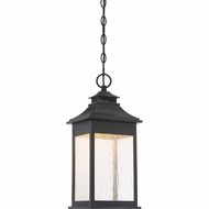 Quoizel LVN1908IB Livingston Imperial Bronze LED Exterior Hanging Pendant Lighting