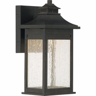 Quoizel LVN8406IB Livingston Imperial Bronze LED Outdoor 5.75  Sconce Lighting