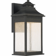 Quoizel LVN8408IB Livingston Imperial Bronze LED Outdoor 8.25  Lighting Sconce