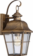 Quoizel MHE8406VN Millhouse Veneto Outdoor 7  Wall Lighting