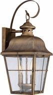 Quoizel MHE8409VN Millhouse Veneto Outdoor 8  Light Sconce