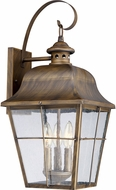 Quoizel MHE8410VN Millhouse Veneto Exterior 10  Lighting Sconce