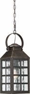 Quoizel MLS1907IBFL Miles Imperial Bronze Fluorescent Outdoor Pendant Hanging Light