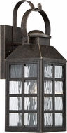 Quoizel MLS8407IBFL Miles Imperial Bronze Fluorescent Outdoor 7.5  Wall Sconce Lighting