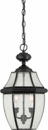 Quoizel NY1909K Newbury Mystic Black Exterior Pendant Lighting