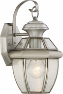 Quoizel NY8407P Newbury Pewter Outdoor Sconce Lighting