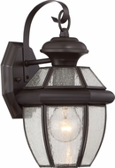 Quoizel NY8407Z Newbury Medici Bronze Outdoor Lighting Sconce