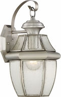Quoizel NY8409P Newbury Pewter Outdoor Lighting Wall Sconce