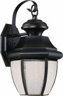 Quoizel NYL8407K Newbury LED Mystic Black LED Outdoor 6.75  Wall Lighting Fixture