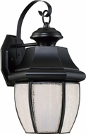 Quoizel NYL8409K Newbury LED Mystic Black LED Exterior 8  Wall Light Sconce