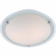Quoizel PCBV1613C Platinum Collection Bravado Polished Chrome Finish 12.5  Wide Overhead Lighting