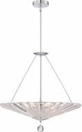 Quoizel PCSP2823C Platinum Collection Superior Polished Chrome Xenon Pendant Light Fixture