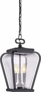 Quoizel PRV1909K Province Traditional Mystic Black Exterior Hanging Pendant Light